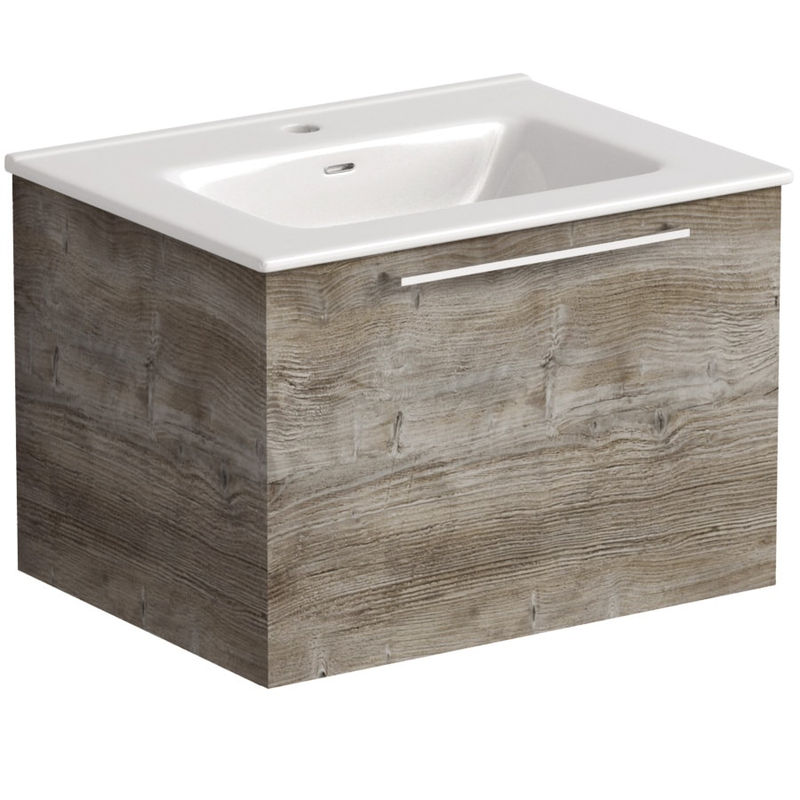 Akido 600 1 Drawer Unit Bosco with Boss Basin