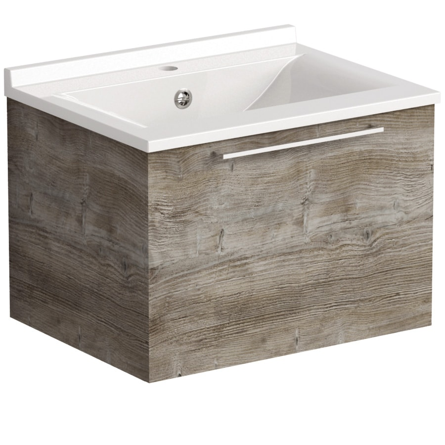 Akido 600 1 Drawer Unit Bosco with SMO Basin