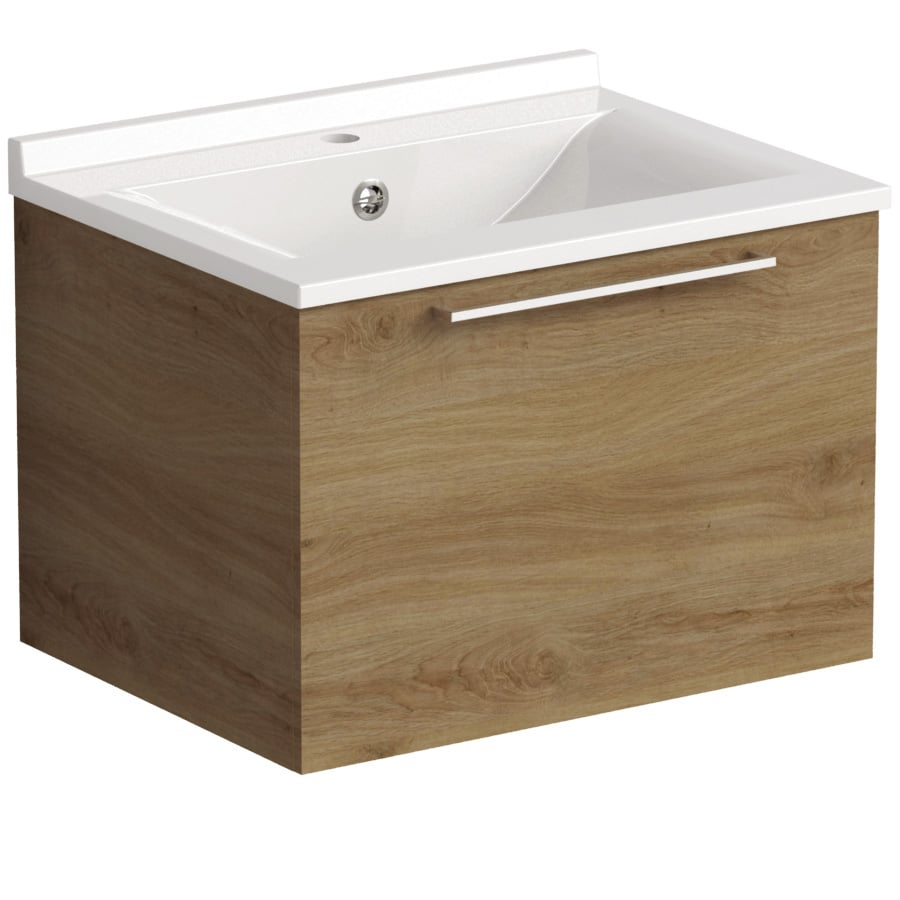 Akido 600 1 Drawer Unit Cortina with SMO Basin