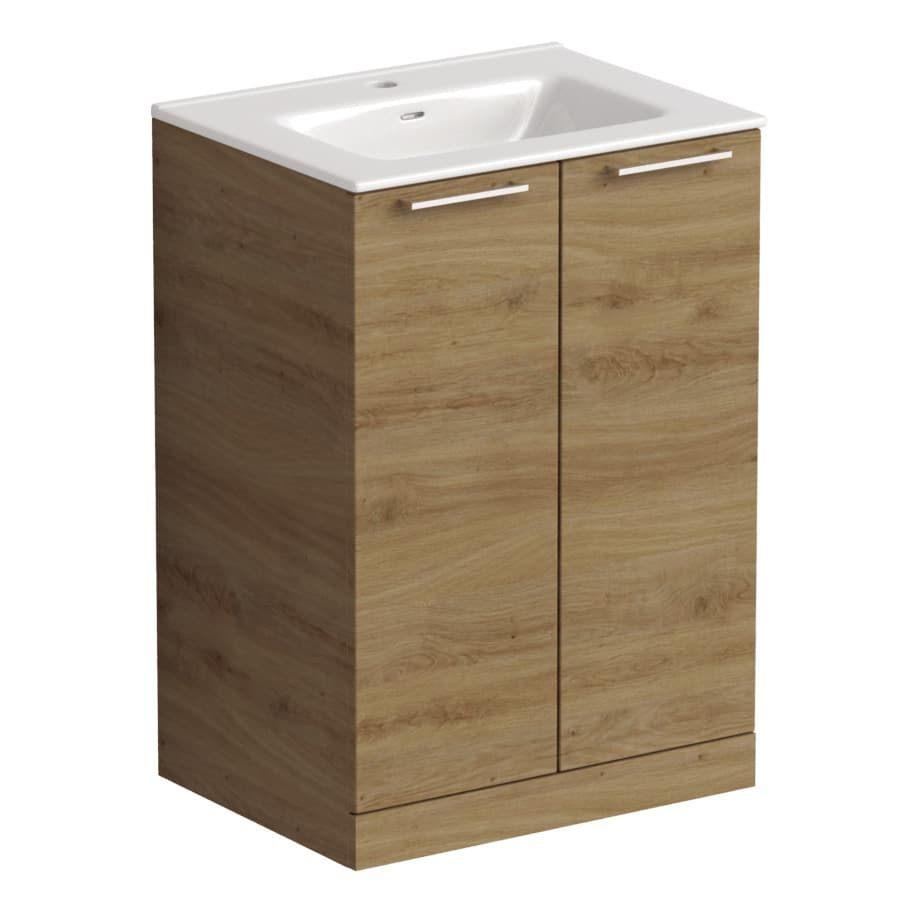 Akido 600 2 Door Unit Cortina with Boss Basin