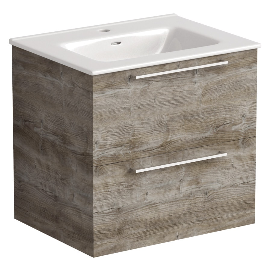 Akido 600 2 Drawer Unit Bosco with Boss Basin