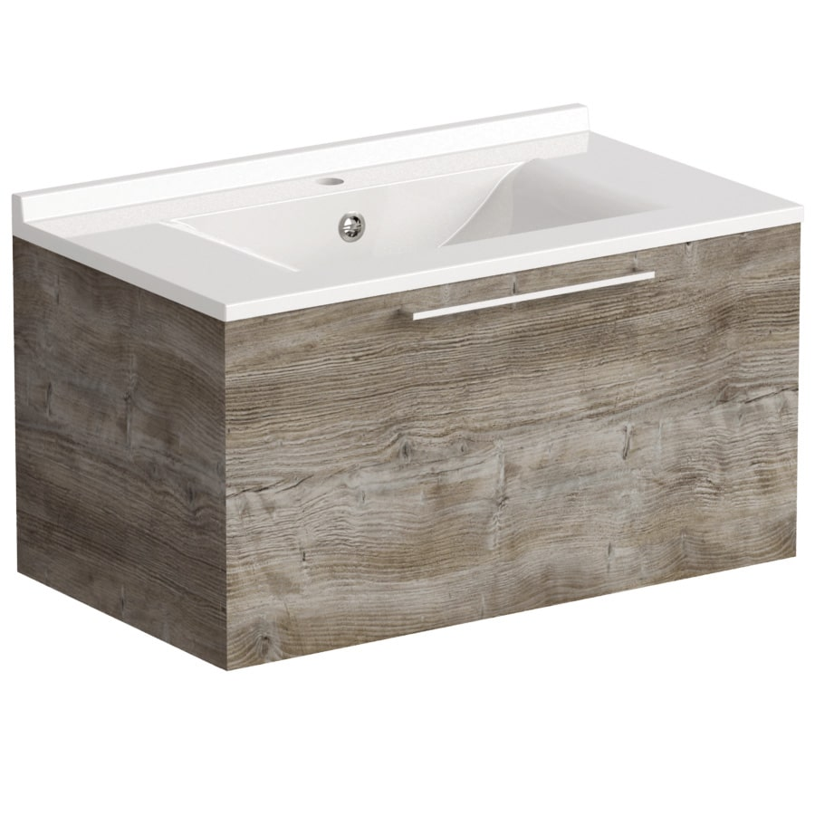 Akido 800 1 Drawer Unit Bosco with SMO Basin