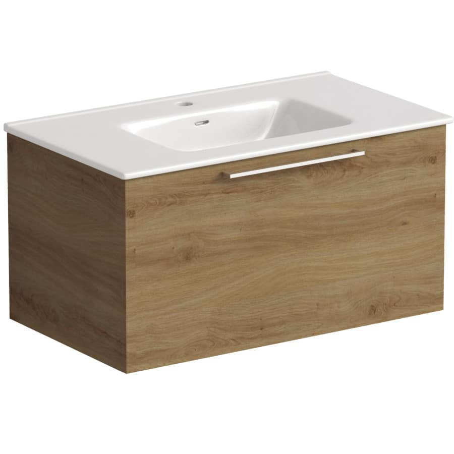 Akido 800 1 Drawer Unit Cortina with Boss Basin