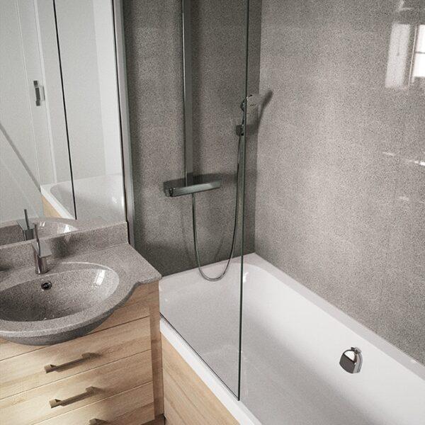 Ambiance bain Altimax Wall Panel Range
