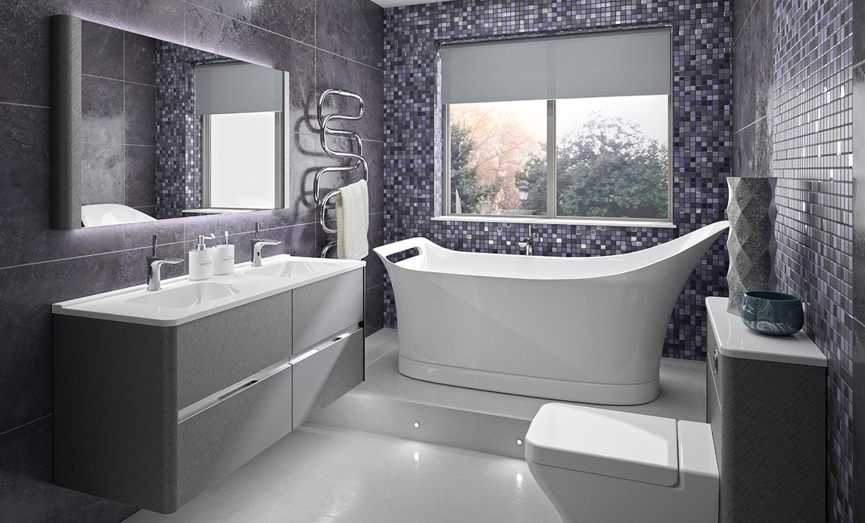 Ambiance Bain Bathroom Furniture