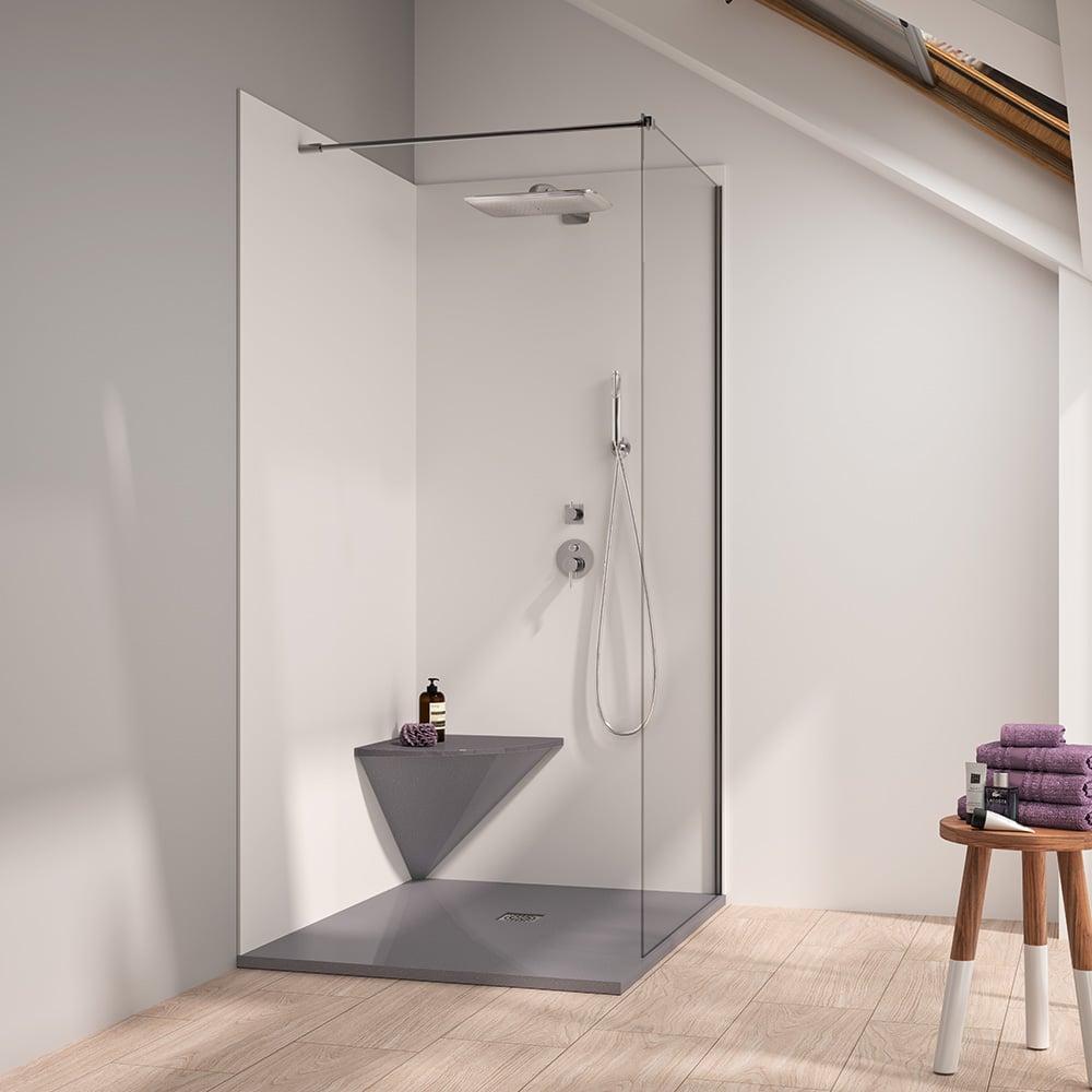 Ambiance Bain Corner Shower Seat