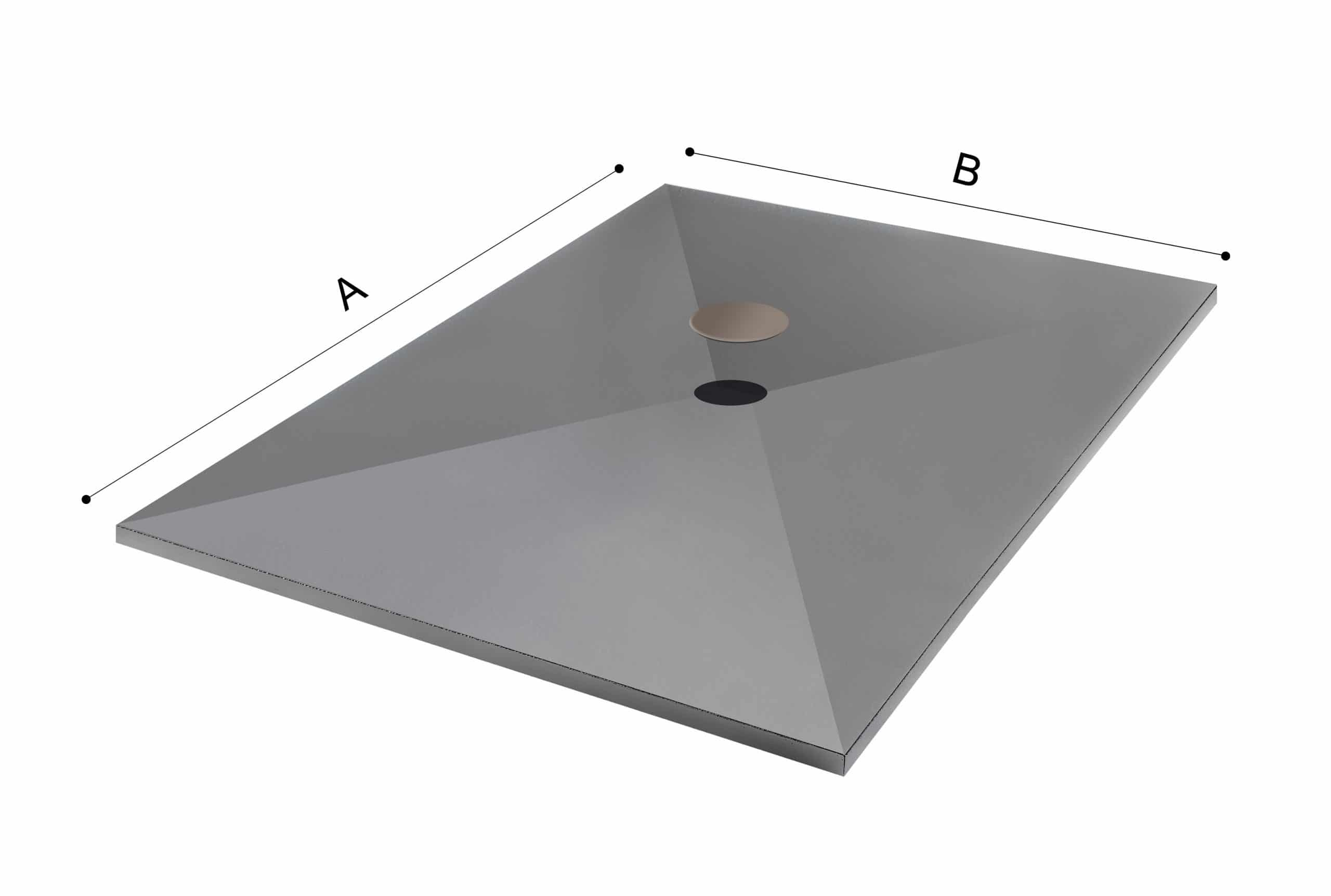 Elegance Shower Tray Dimensions