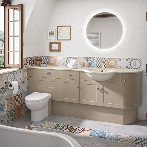 Ambiance Bain Fitted Furniture Range
