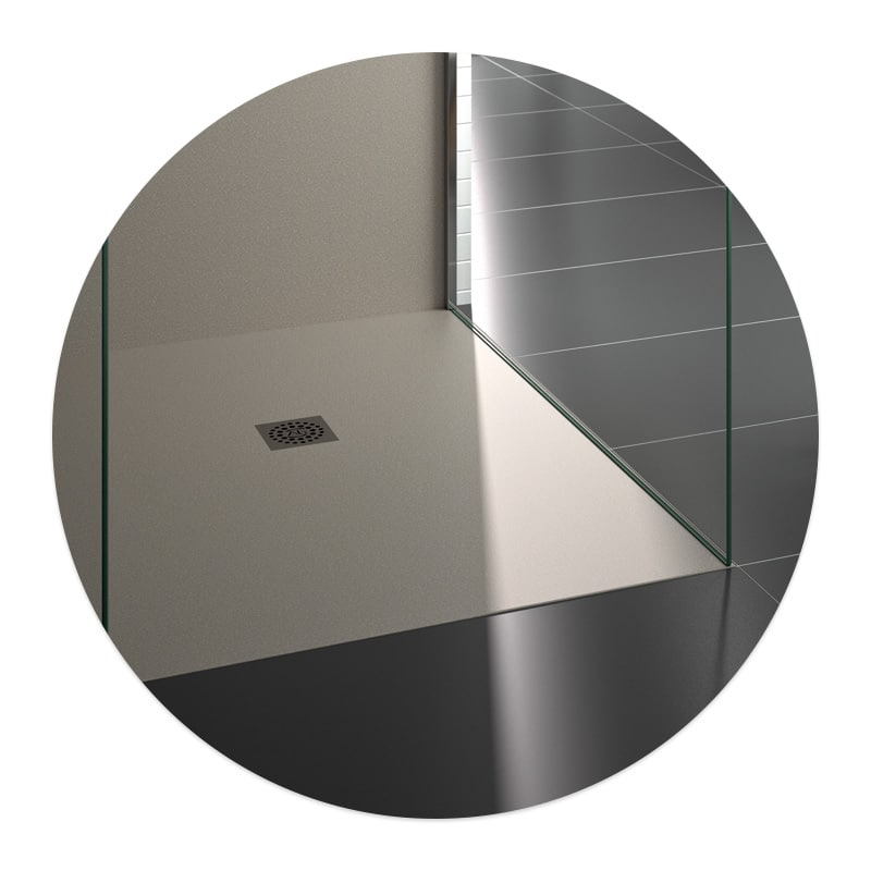 Altima Shower Tray Inset