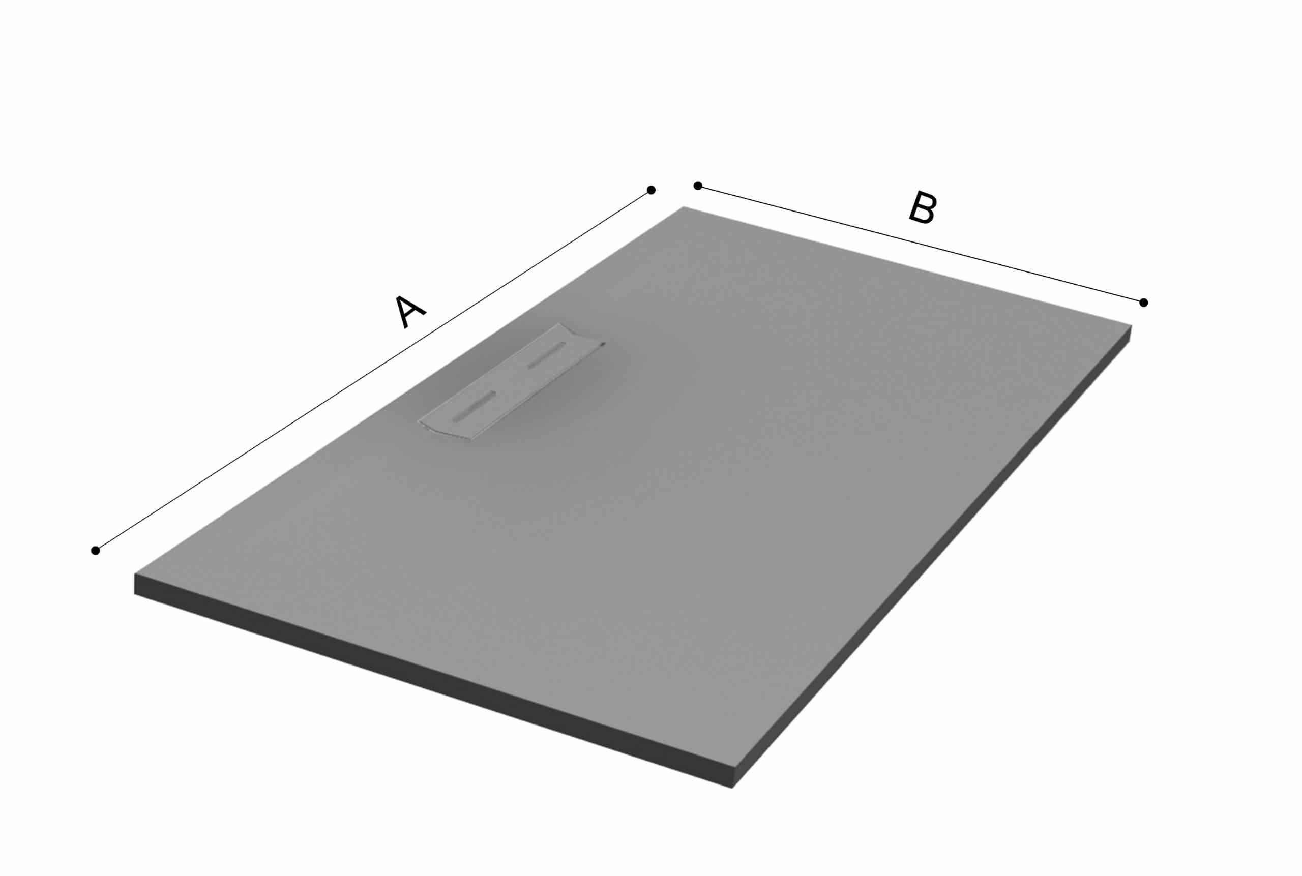 Oka Shower Tray Dimensions