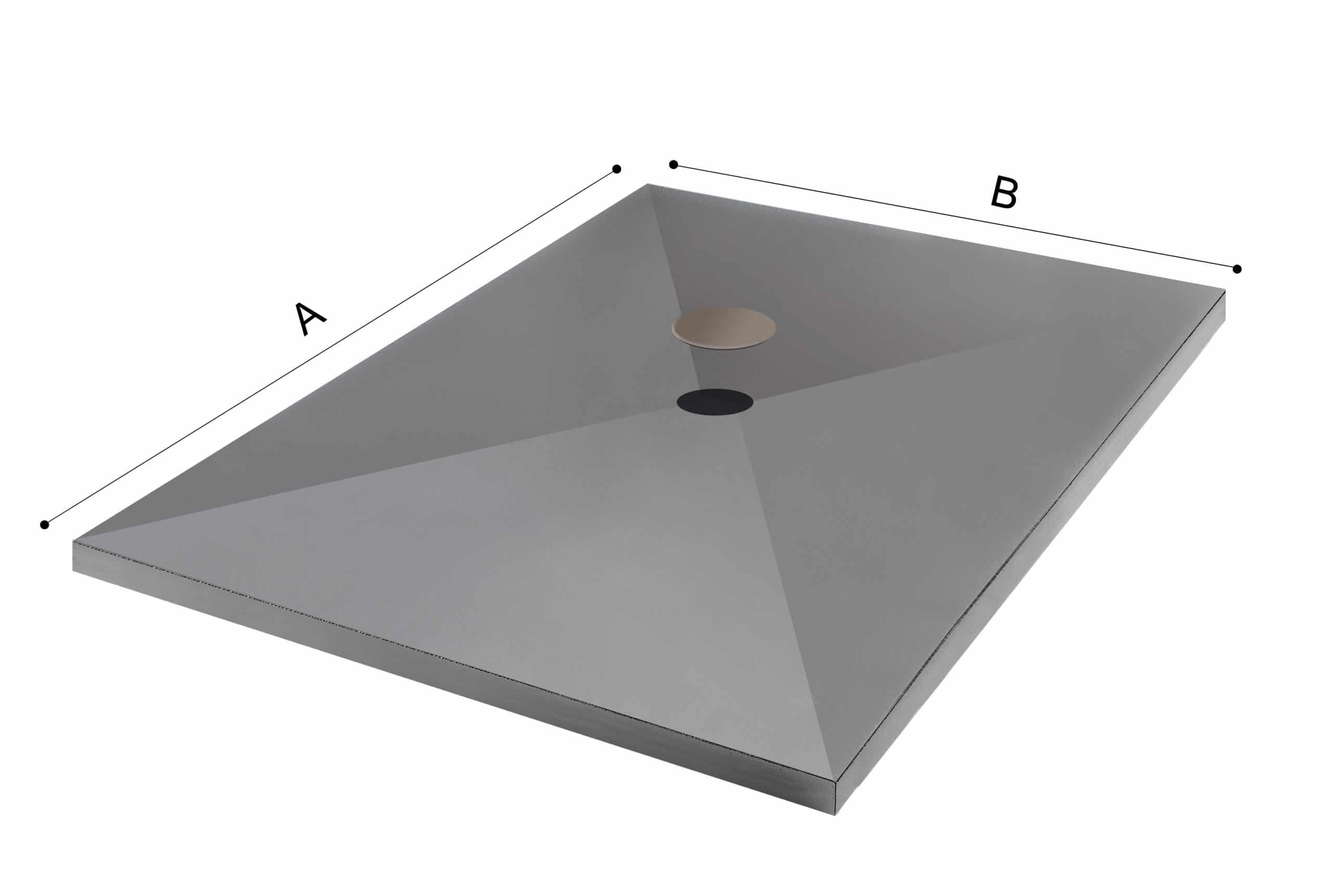 Universal Shower Tray Dimensions
