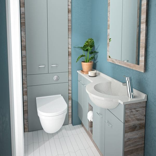 Ambiance Bain Cloakrooms and Small Bathrooms