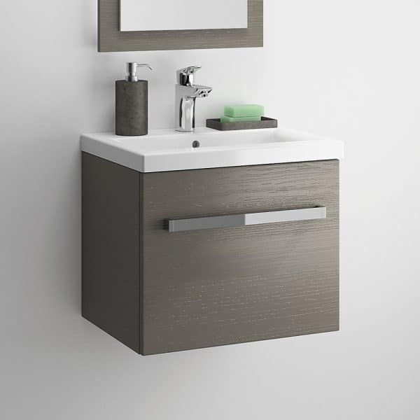 Komplements to suit Ambiance Bain slim basins