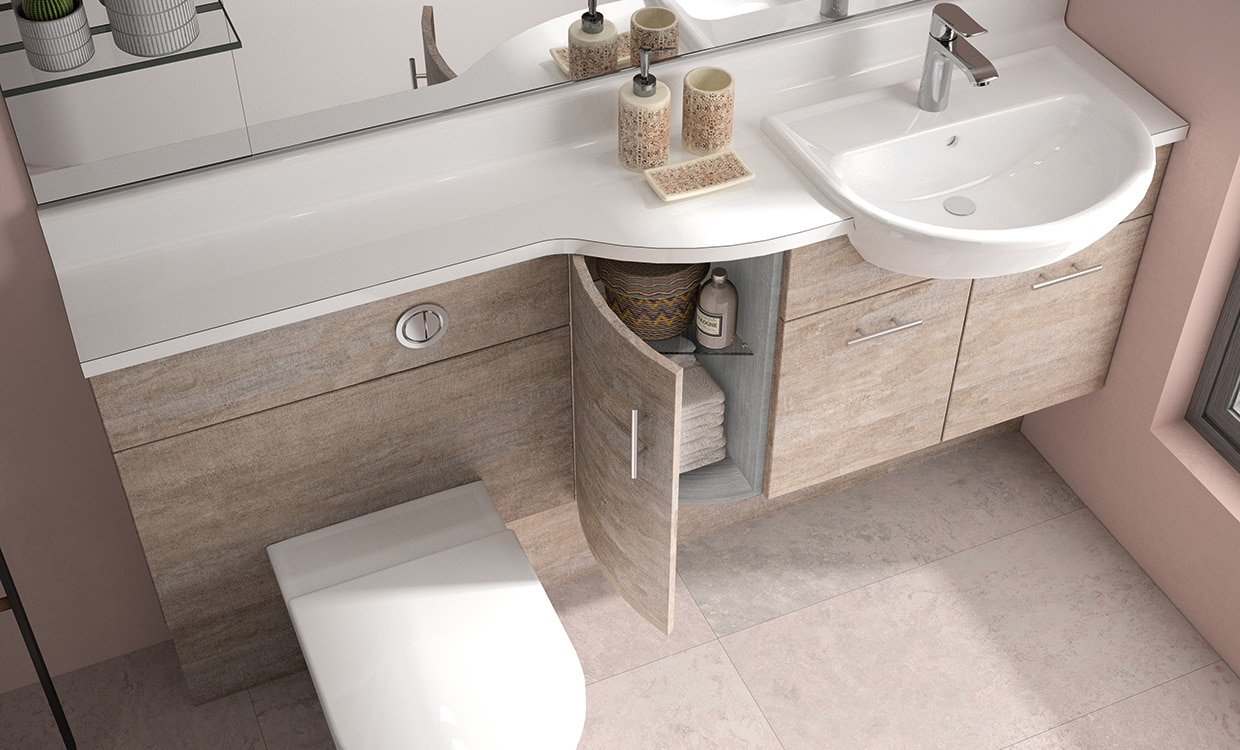 Ambiance Bain Storage Designed for the UK