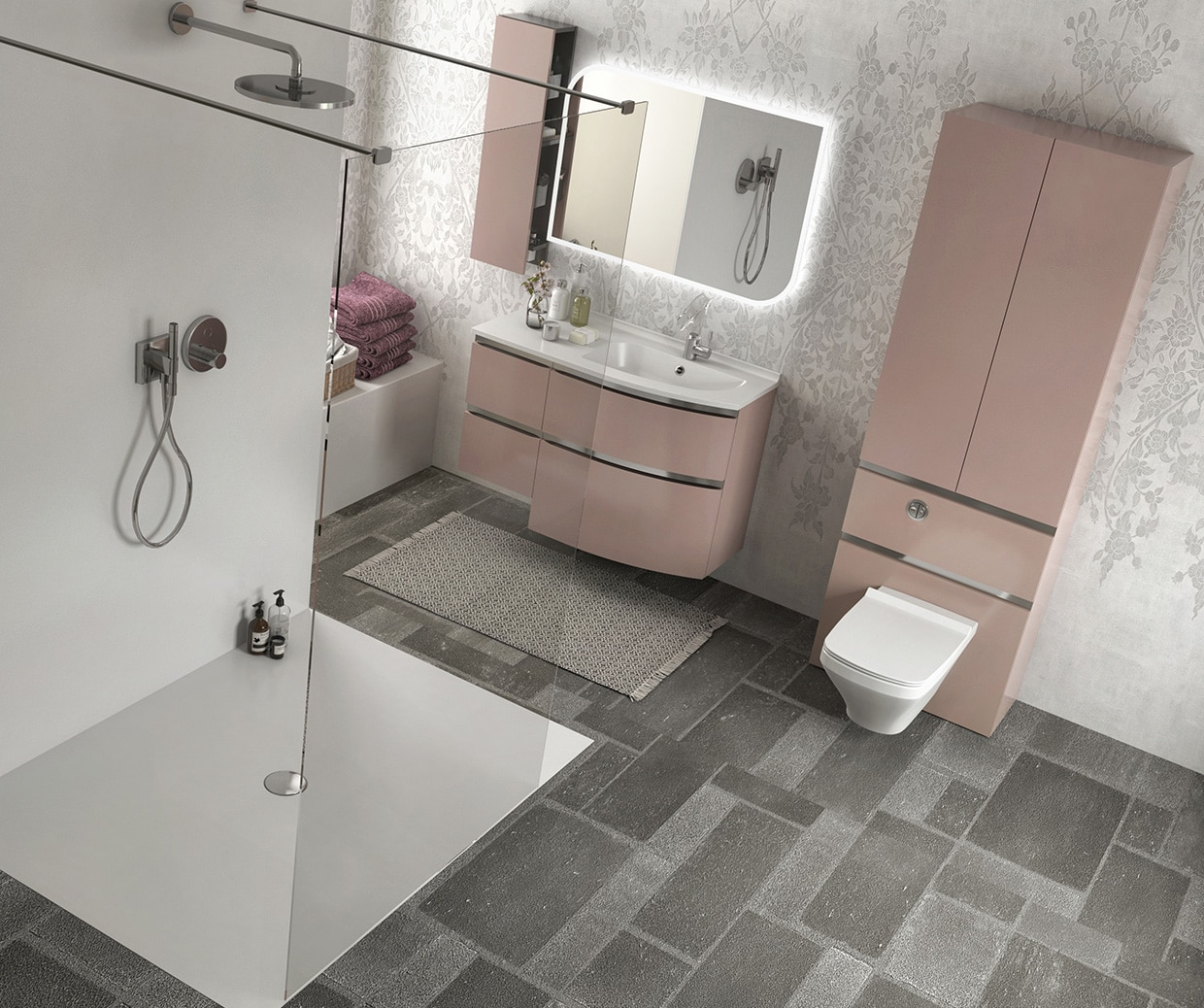 A Co-ordinated Approach to Bathroom Design