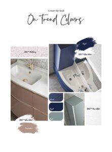 Bathroom Colour Trends 2020