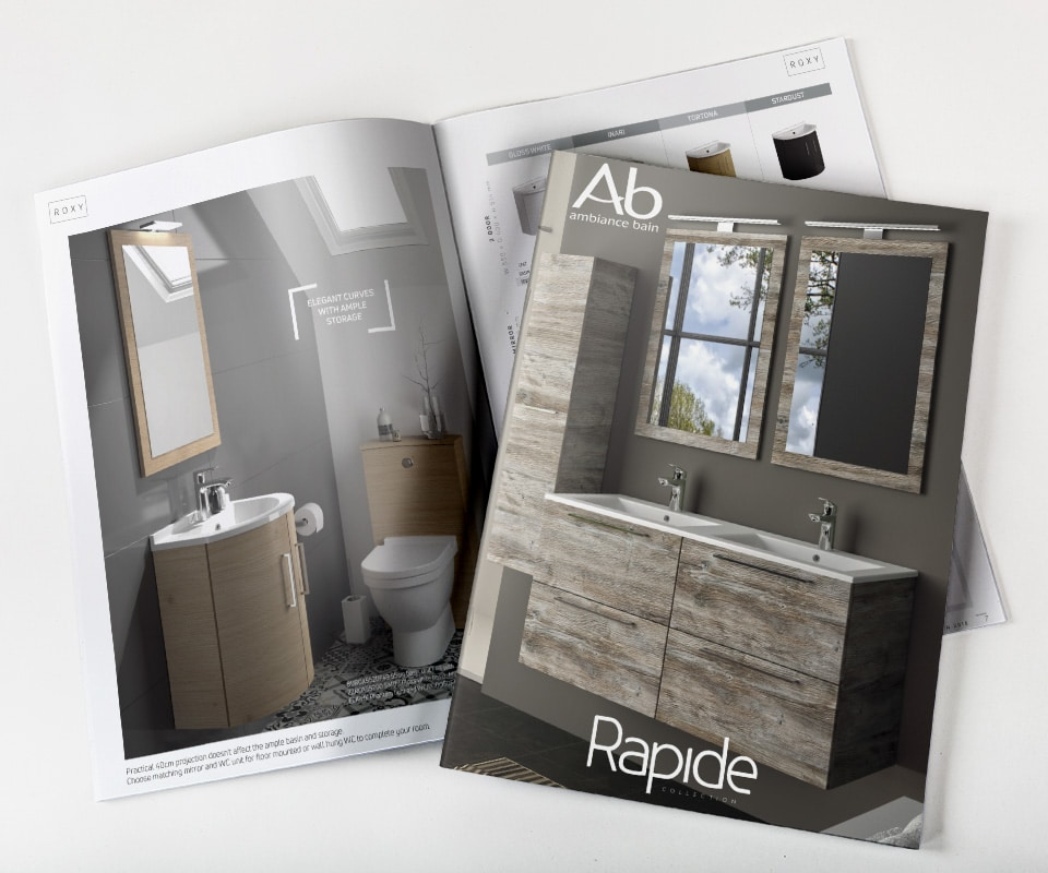 Ambiance Bain Rapide Collection Brochure