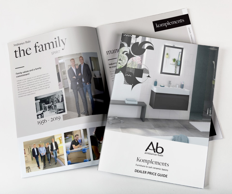 Ambiance Bain Komplements Brochure