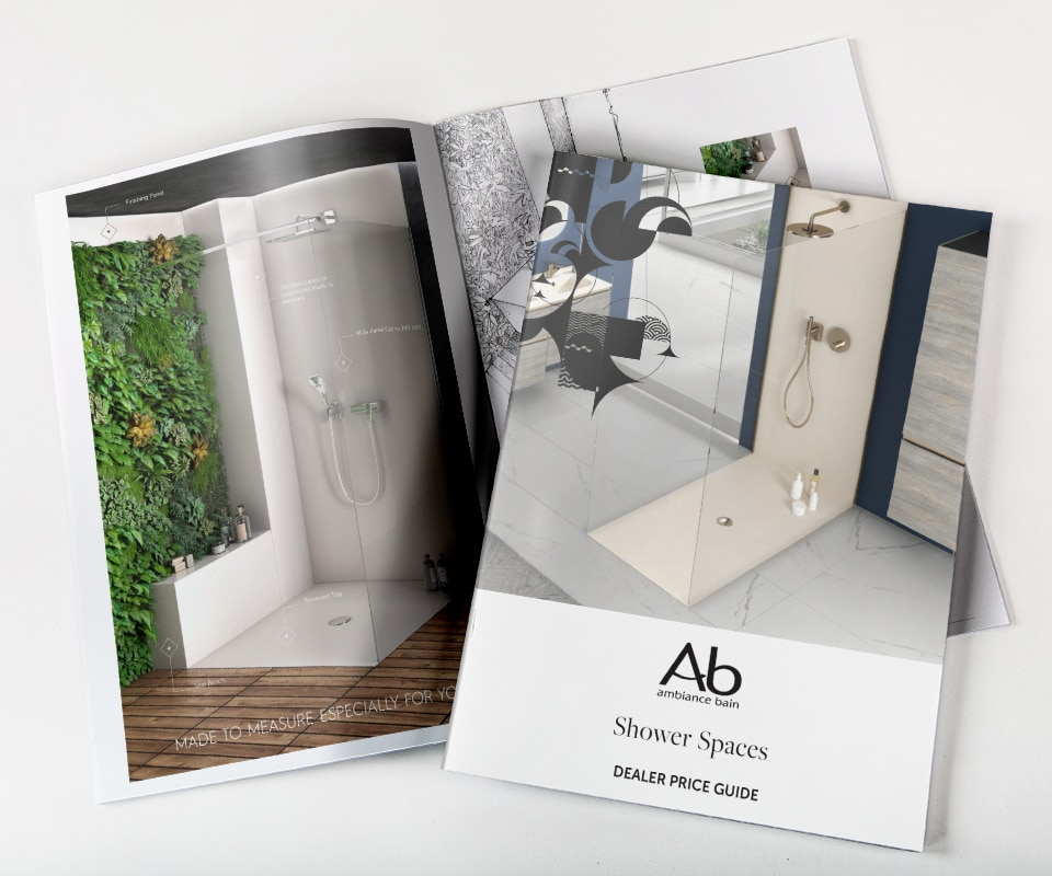 Ambiance Bain Shower Spaces Brochure